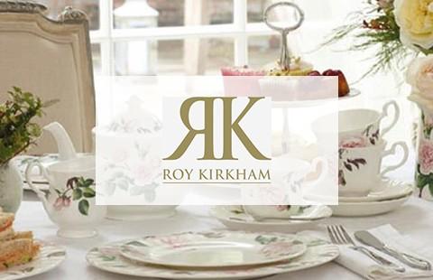 英國 Roy Kirkham