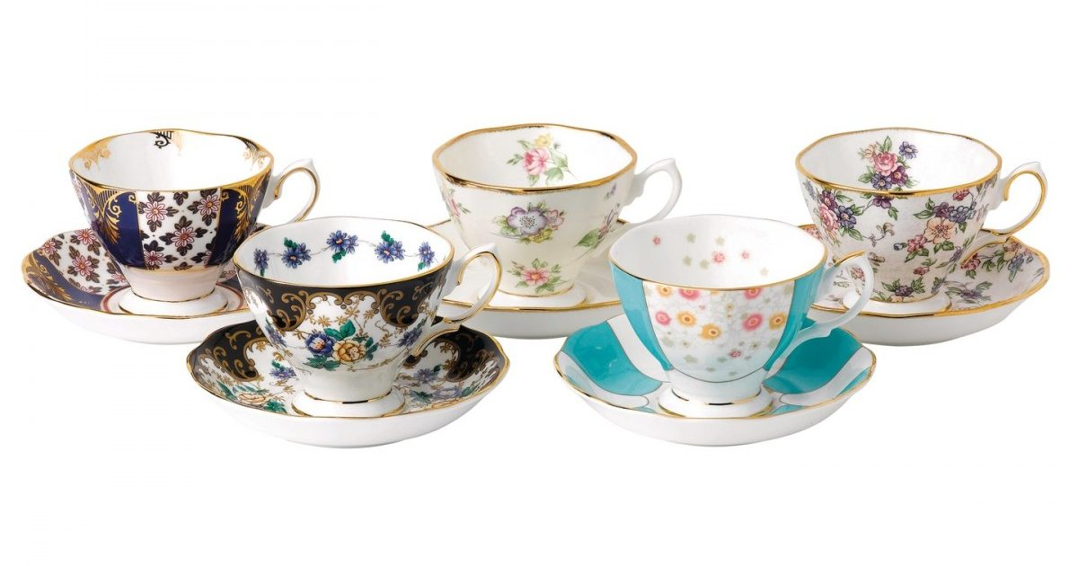royal-albert-100-years-1900-1940-5-piece-teacup-_-saucer-set-701587269209